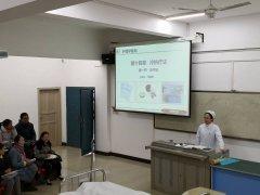 贵阳护理学校系举办青年教师公开课活动